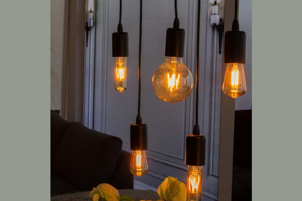 2. Hanglamp eiken, 1095-50