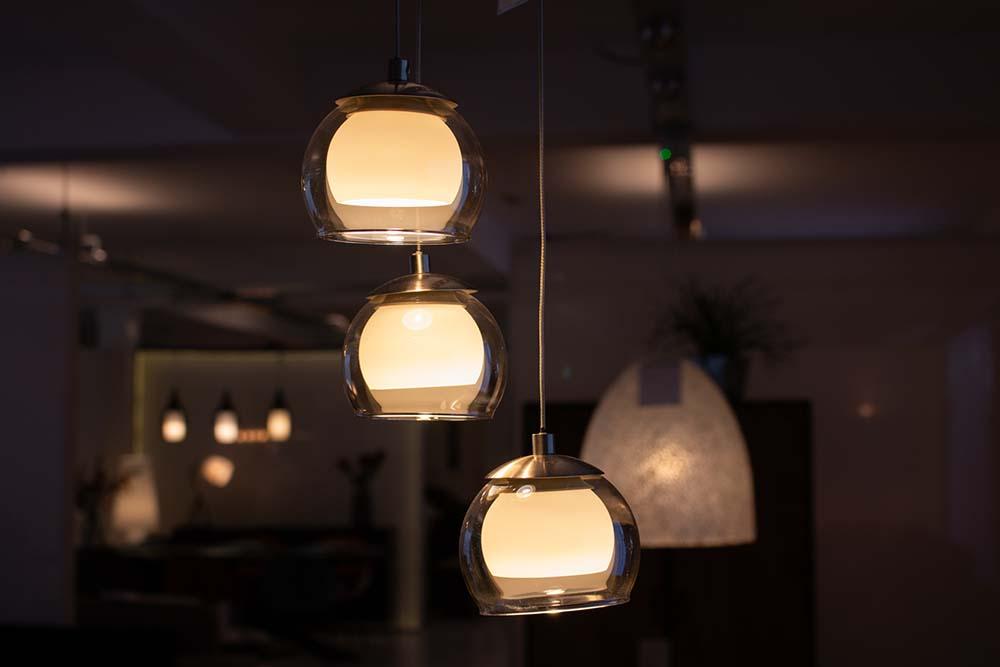 75. Hanglamp LED, 1095-24