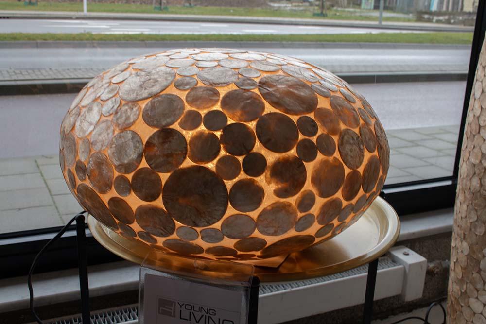 137. Munntjes goud, ufo lamp, 1125-23