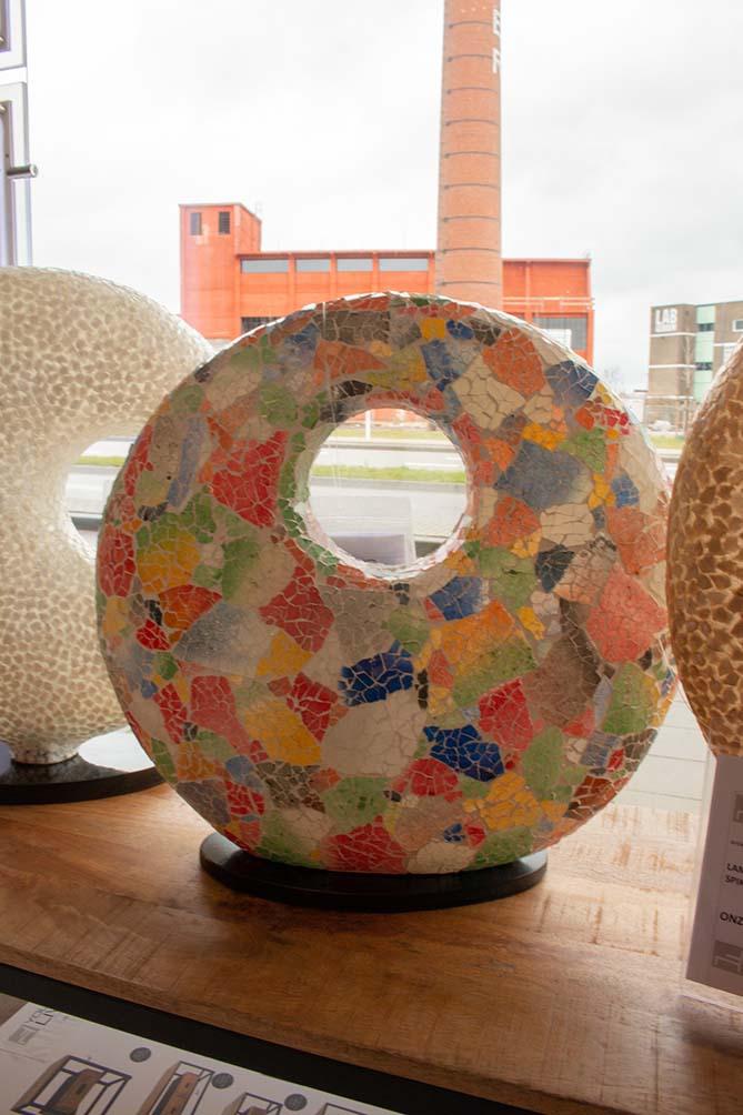 139. Lamp donut, 1125-77